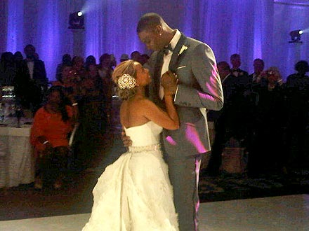 Chris Bosh's Wedding Was 'Royal Wedding of Miami'| Weddings