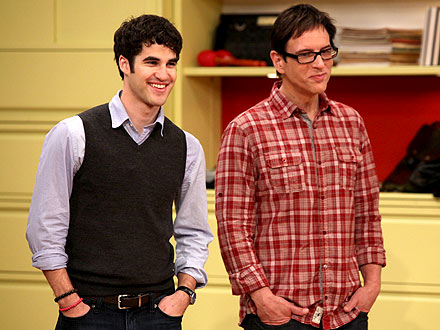 The Glee Project: Darren Criss Lends a Hand with Duets| Glee, Darren Criss