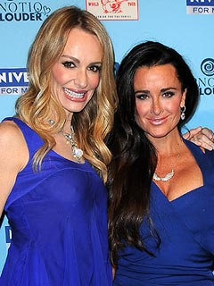 Kyle Richards: How We'll Help Taylor Armstrong Cope