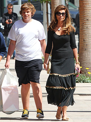 maria shriver 300 Maria Shriver, Arnold Schwarzeneggers Son in ICU After Surfing Accident
