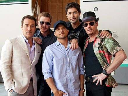 Mark Walhberg: Entourage Movie Is Happening