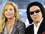 Gene Simmons & Fianc&#233;e&#39;s Charity Dinner Date | Gene Simmons