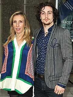 Aaron Johnson, Sam Taylor-Wood Expecting Second Child