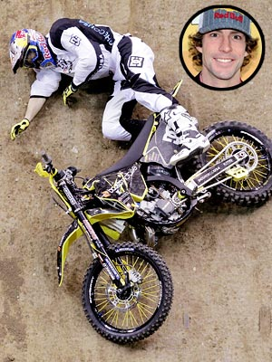 Travis Pastrana Injured In X Games Fall