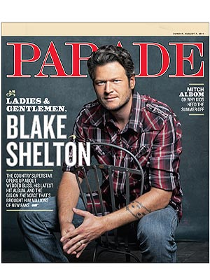 Blake Shelton: 'Yeah, I Drink A Lot' – So What?