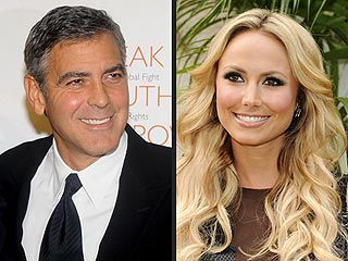 Do George Clooney and Stacy Keibler Make a Good Couple? | George Clooney
