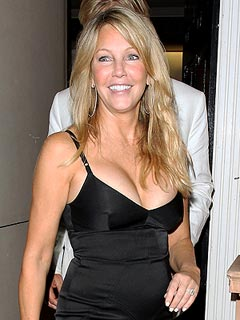 Heather Locklear Was 'Out of Control' on Drugs, Alcohol: Report | Heather Locklear