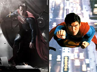 POLL: Henry Cavill vs. Christopher Reeve – Who Looks Better as Superman?