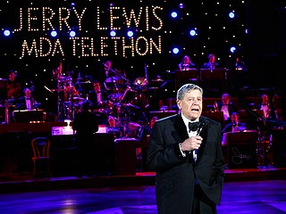 Jerry Lewis Will Not Appear at MDA's Labor Day Telethon | Jerry Lewis