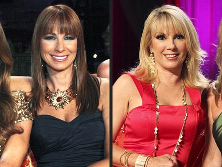 Real Housewives of New York City Reunion - Ramona Singer vs. Jill Zarin