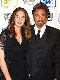 Al Pacino's Daughter Arrested for DWI | Al Pacino