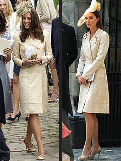 Kate Recycles Her Wardrobe For Zara Phillips's Wedding – Again | Kate Middleton