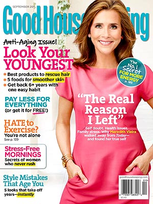 Meredith Vieira & Husband: Finding Their 'Rhythm' After Today Show| Health, Meredith Vieira