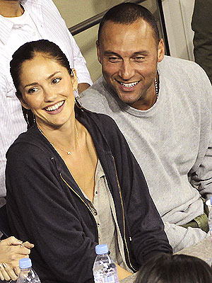 Are Derek Jeter and Minka Kelly Rekindling Their Romance? | Derek Jeter, Minka Kelly