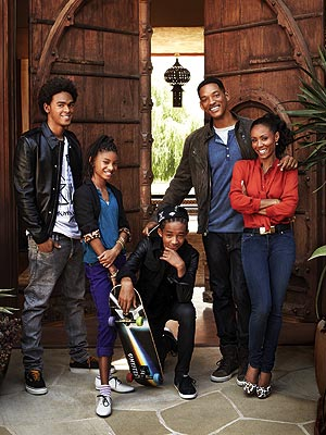 Will & Jada Pinkett Smith's Mega Mansion: Go Inside | Jada Pinkett Smith, Jaden Smith, Will Smith, Willow Smith