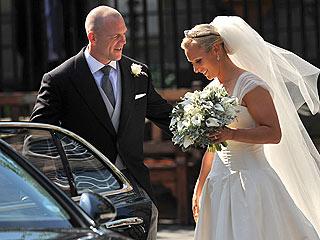 Zara Phillips Is Married | Mike Tindall, Zara Phillips