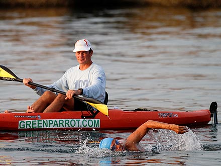 Diana Nyad Making Good Progress on 103-Mile Swim| Real People Stories