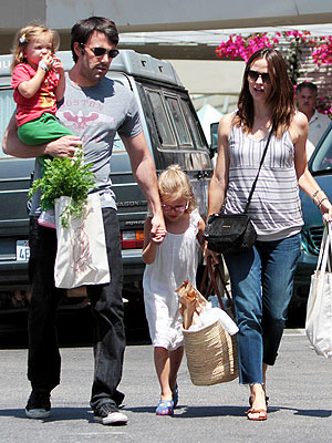 Jennifer Garner Pregnant; Ben Affleck to Be a Dad Again