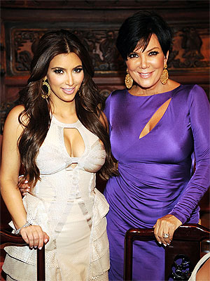 Kris Jenner: Kim Kardashian 'Needs to Cry and Figure It Out' | Kim Kardashian