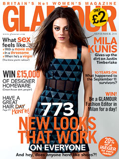 Mila Kunis: I Love Funny Guys (And Not Just Justin Timberlake)| Justin Timberlake, Mila Kunis