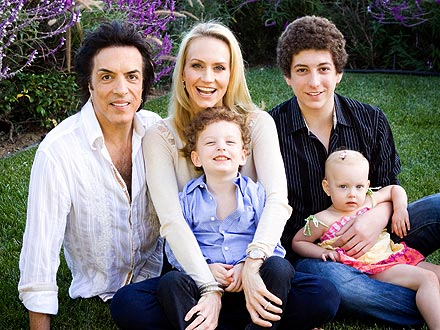 Paul Stanley of KISS Welcomes Fourth Child| Kiss, Babies, Paul Stanley