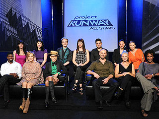 Project Runway All Stars Cast Revealed| Project Runway, TV News
