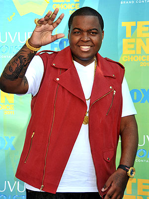 Sean Kingston Accident Behind Him, Heading to Studio