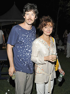 Susan Sarandon: My (Almost) Son-in-Law Is &#39;Fabulous&#39; | Susan Sarandon