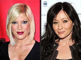 Tori Spelling Wants to Plan Shannen Doherty's Nuptials | Shannen Doherty, Tori Spelling