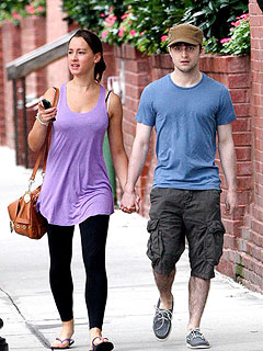 PHOTO: Daniel Radcliffe and the Girl He's 'In Love' With | Daniel Radcliffe