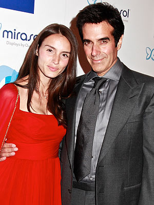 David Copperfield Is a (Sort of) New Dad: Report | David Copperfield