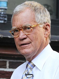David Letterman Gets Death Threat | David Letterman