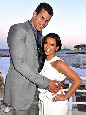 Kim Kardashian, Kris Humphries's Wedding Party