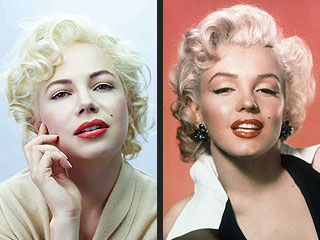 Michelle Williams Jiggles Just Like Marilyn Monroe| My Week with Marilyn, Don Murray, Kenneth Branagh, Laurence Olivier, Marilyn Monroe, Michelle Williams