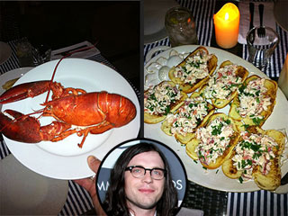 PHOTO: Kings of Leon's Nathan Followill Makes Lobster Rolls | Nathan Followill