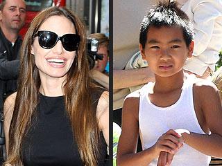 Maddox Jolie-Pitt's Scottish Dining Adventure | Angelina Jolie, Maddox Jolie-Pitt