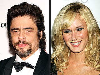 benicio del toro 320 Benicio del Toro, Kimberly Stewart Welcome Daughter