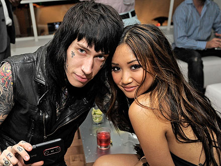 Trace Cyrus & Brenda Song Are Engaged! | Brenda Song