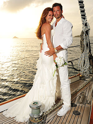 Brooke Burke: How I Kept My Wedding a Secret | Brooke Burke, David Charvet