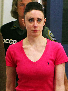 Casey Anthony Reports for Probation | Casey Anthony