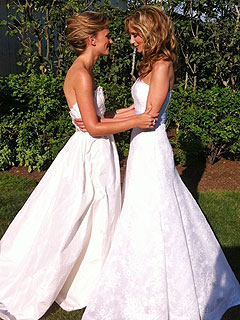 PHOTO: See Chely Wright&#39;s Wedding Dress | Chely Wright