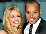Donald Faison & Cacee Cobb Expecting a Baby | Cacee Cobb, Donald Faison