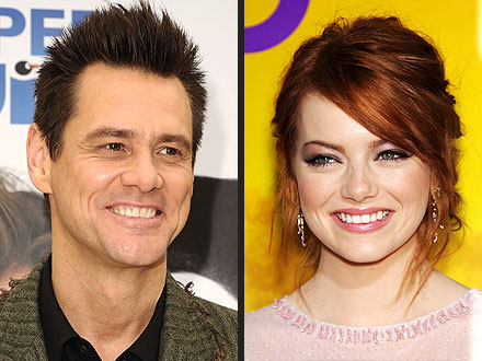 Jim Carrey Sends Love Letter to Emma Stone