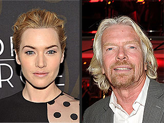Kate Winslet: 'I Put On a Bra' Before Escaping Fire | Kate Winslet, Richard Branson