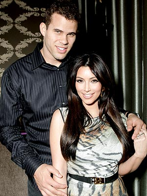 Kim Kardashian & Kris Humphries's Sweet Dinner