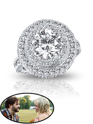 Randy Houser Engagement Ring