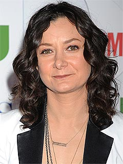 Sara Gilbert & Allison Adler Break Up | Sara Gilbert