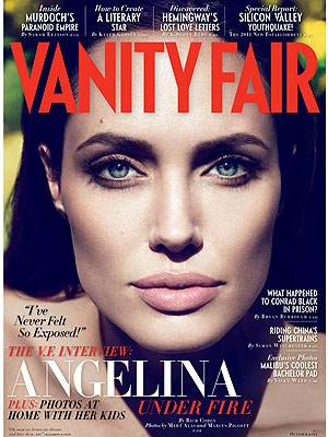 Angelina Jolie, Brad Pitt: No Secret Wedding