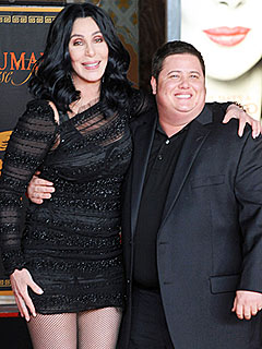 Chaz Bono: I'm 'Excited' to Have Cher Watch Me Dance | Chaz Bono, Cher