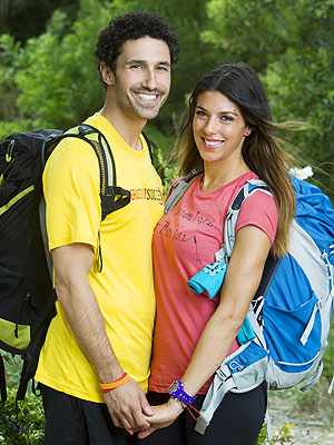 Ethan Zohn & Jenna Morasca: Will They Get Engaged on The Amazing Race?